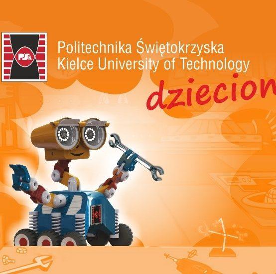 """Festiwal nauki i techniki pn. """"Politechnika Świętokrzyska dzieciom 2021"""" – 17 września 2021 r."""